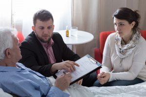 כשרות משפטית והצהרת רופא